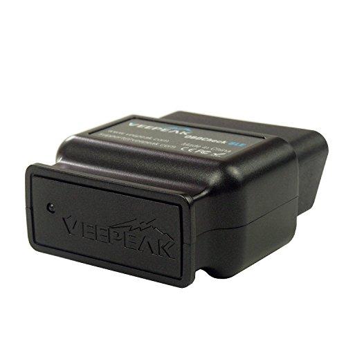 Veepeak OBDCheck BLE Bluetooth 4 0 OBD2 Scanner Auto