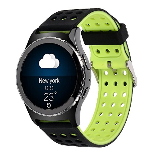 ... smart watch: huawei watch 2; fossil q gazer; moto 360 2nd Gen Men's 42mm; Pebble Time Round Large; Withings Nokia Steel HR 40mm; Samsung Gear S2 Classic ...