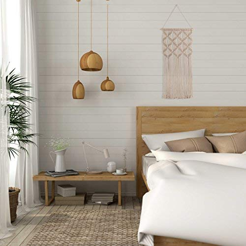 Your Organic Bedroom: Macrame Wall Hanging